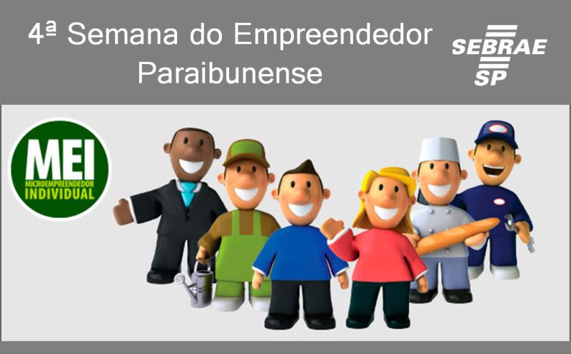Semana do Empreendedor Paraibunense
