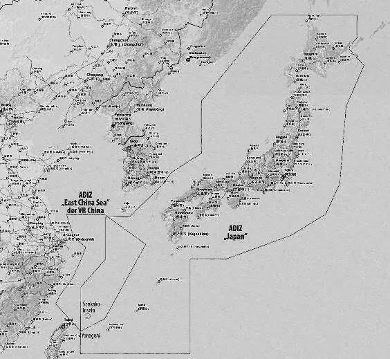 Κίνα Ζώνη Αναγνώρισης Αεράμυνας, Αμυντική κίνηση ή κάτι περισσότερο;