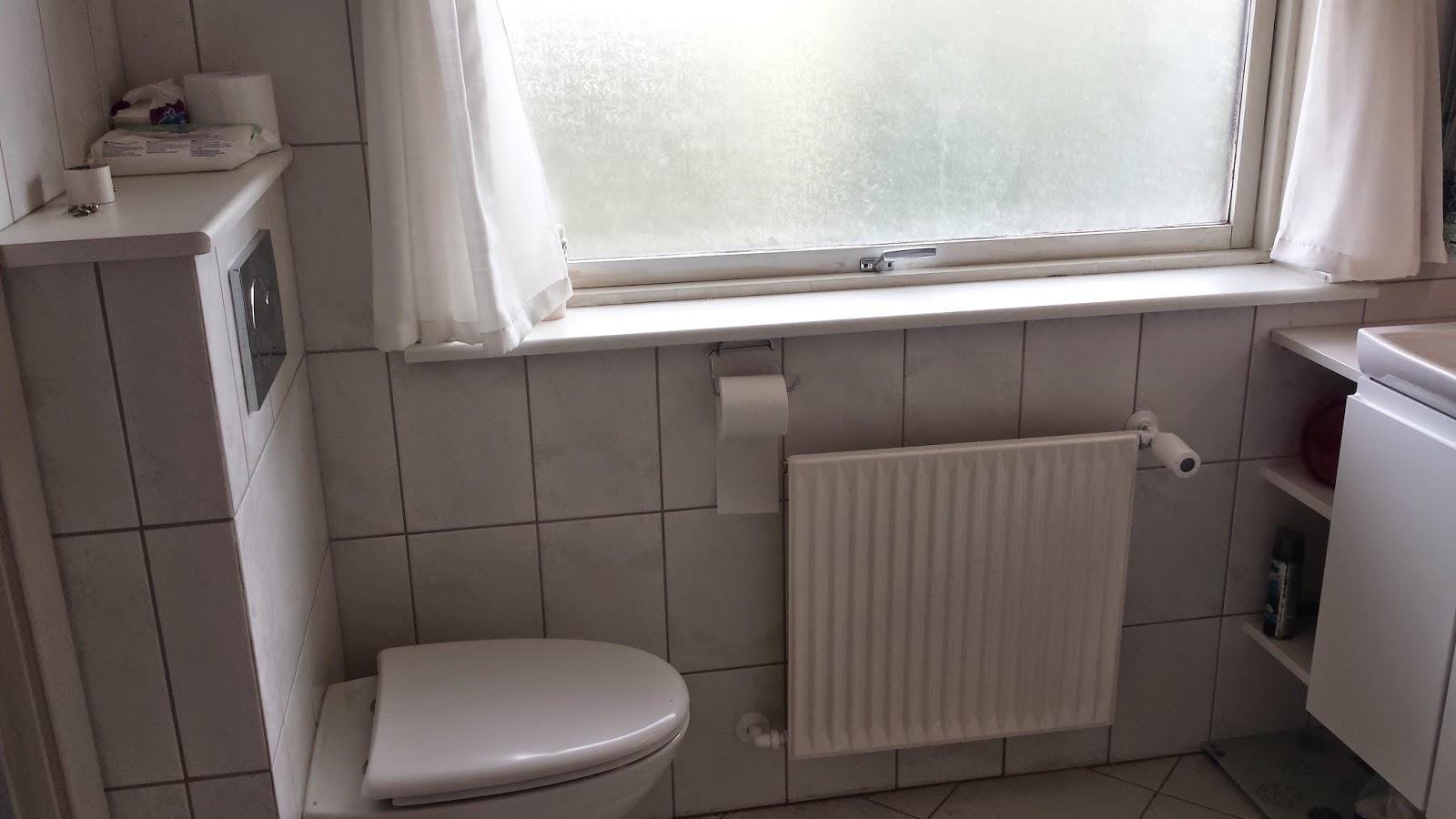 Renovering af badeværelse med fokus på energibesparelser: august 2014