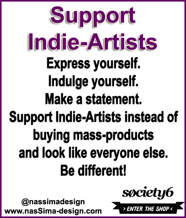 Support Artists worldwide