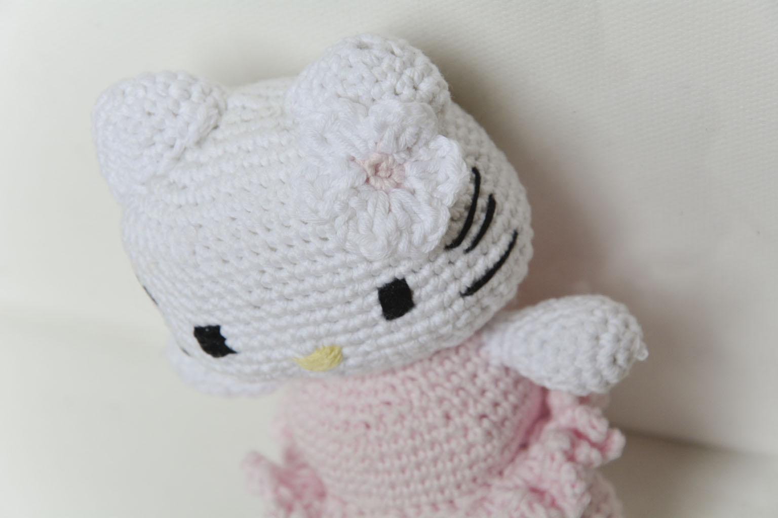 Amigurumi Websites : Kitty Amigurumi - Dibujos de Colores