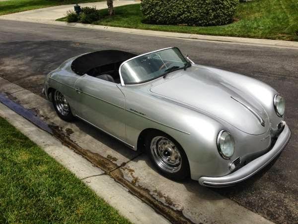 1956 Porsche Speedster For Sale Buy Classic Volks