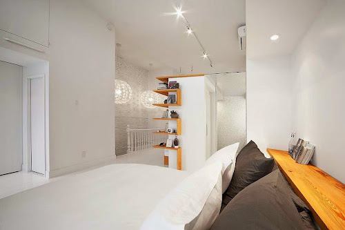 Remodeling Of A Third-floor Sngle-Family Dwelling