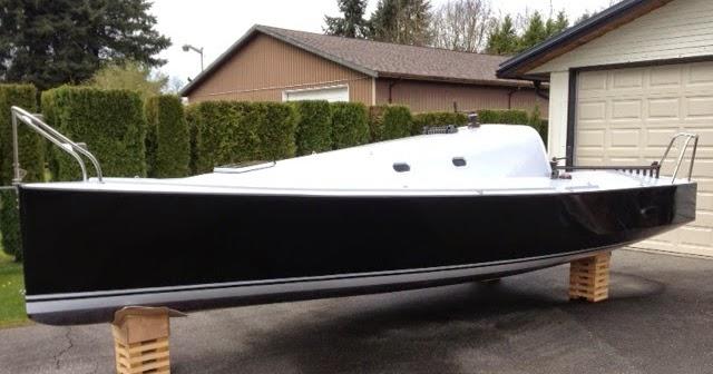 Dudley Dix Yacht Design: Didi Mini Mk3 in Vancouver BC