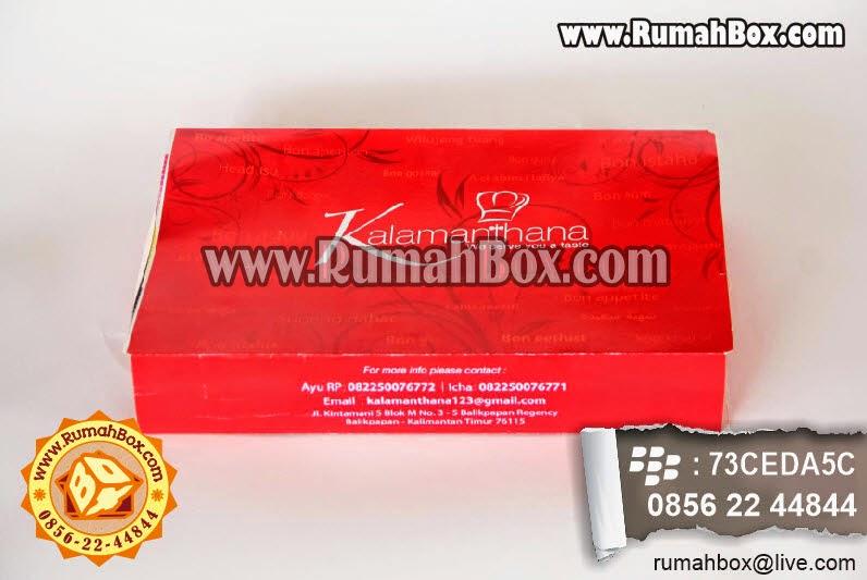 box nasi