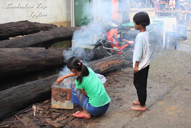 Sankraburi Kanchanaburi (The Series) II -- Wat Wang Wiwekaram