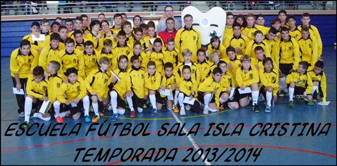 Escuela Fútbol Sala Isla Cristina