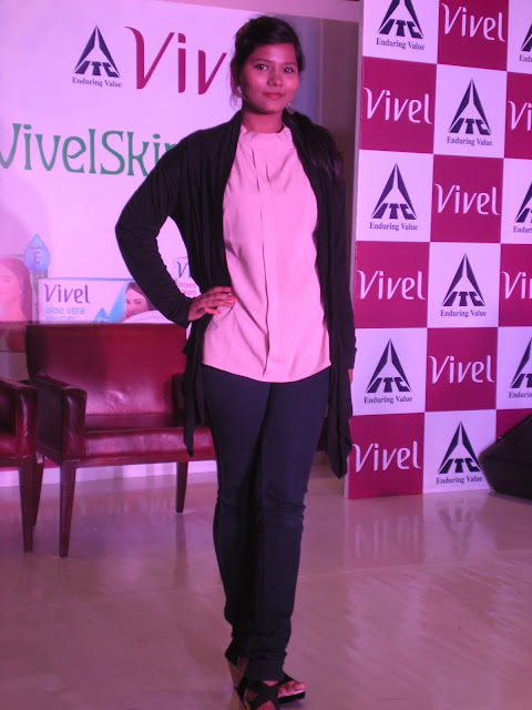ITC Vivel Skin Love Bloggers Meet Mariyam Abid