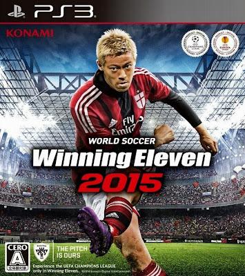 [PS3][ワールドサッカー ウイニングイレブン2015 ] (JPN) ISO Download