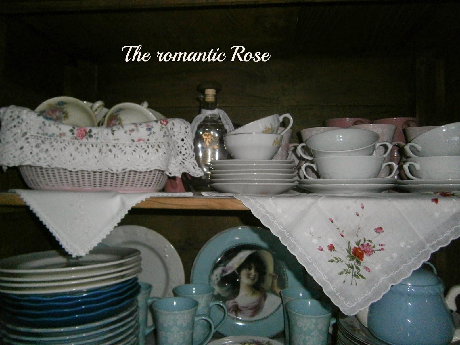 Credenza Con Tazze : The romantic rose la credenza di nonna elvira