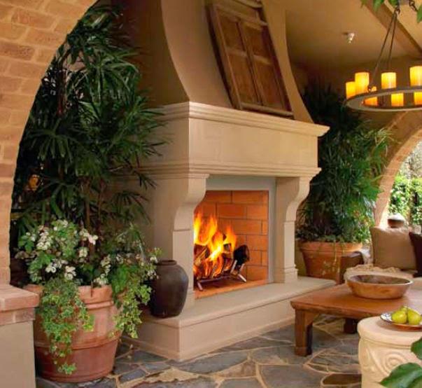 Se puede poner chimenea en un piso great top hermosa sala - Poner chimenea en un piso ...
