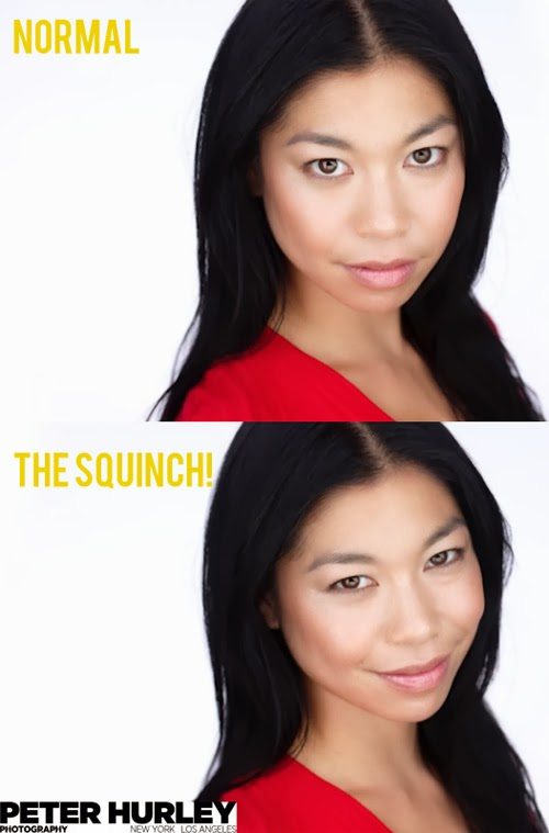 The secret of an amazing portrait: It's all about the Squinch! via Peter Hurley