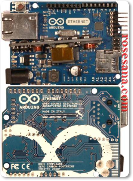 R hardware electronics arduino ethernet with power