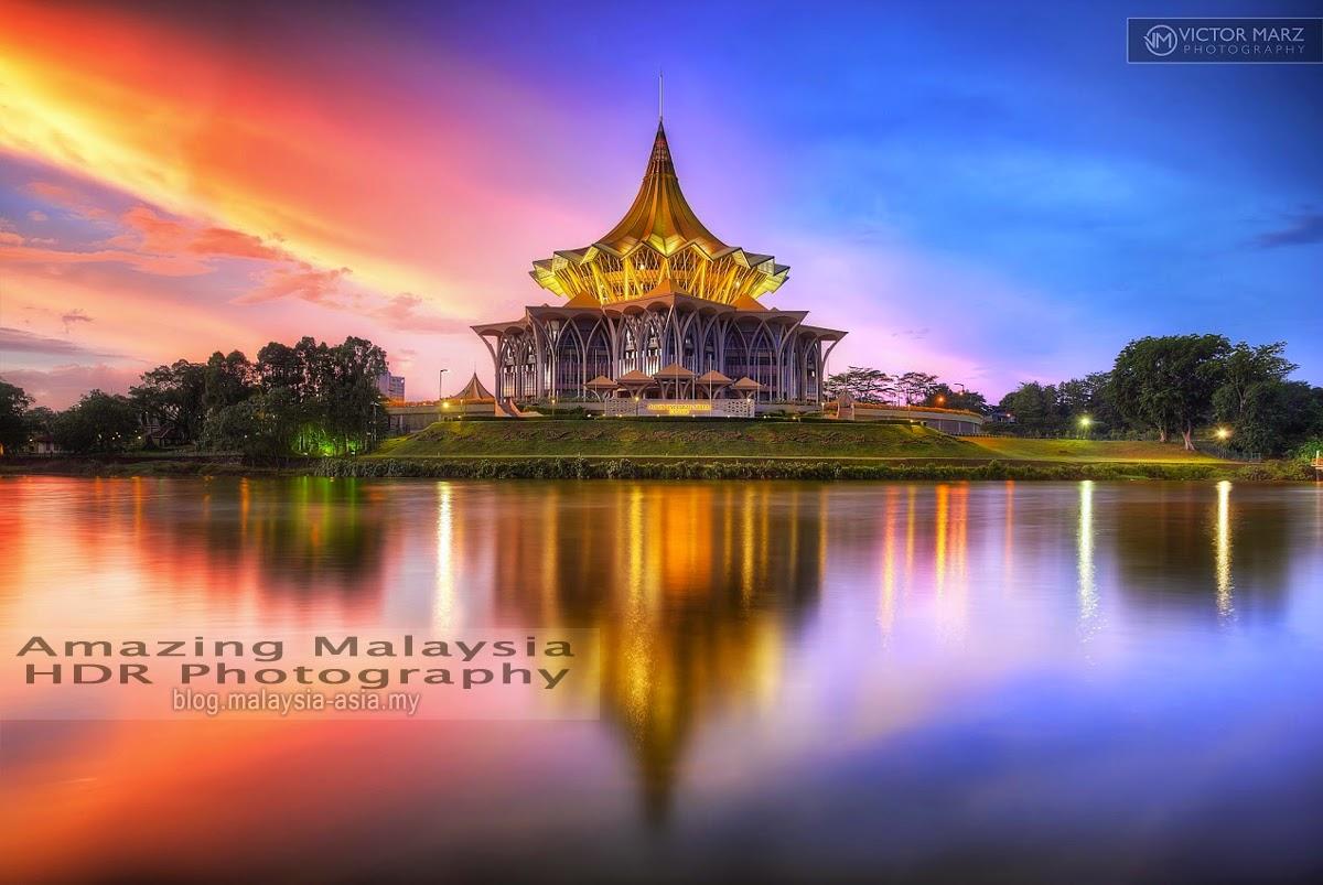 Kuching, Sarawak HDR Photography