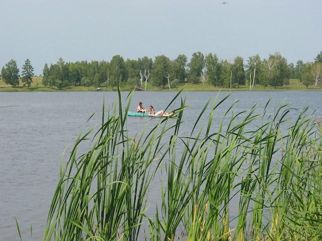 резиновая лодка - друг рыбака
