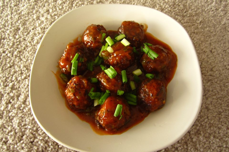 Welcome Foodies: Recipe for Indo-Chinese Vegetable Manchurian