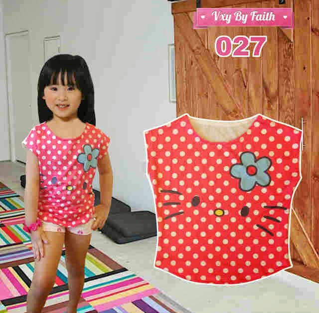 Tee Hello Kitty #027.