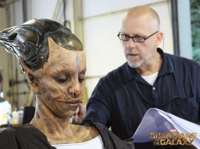 Makeup FX Tech | Special Effects Makeup News | Tutorials