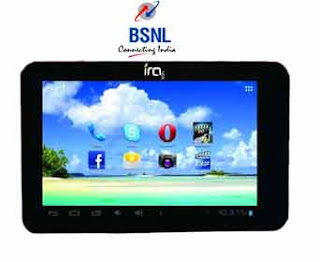 BSNL WishTel IRA ICON 3G 7 Inch Tablet