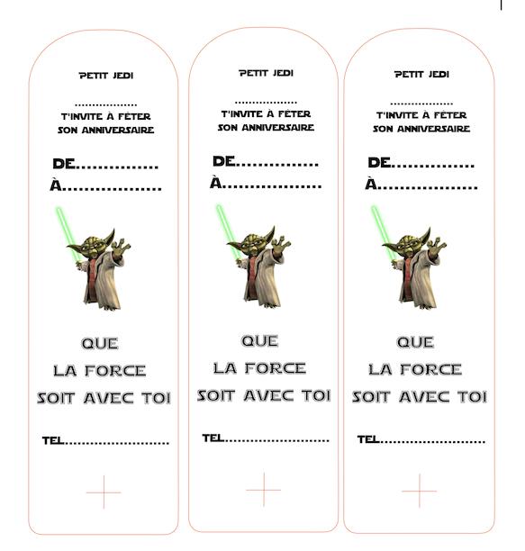 Star Wars Printable Invitations is best invitations layout