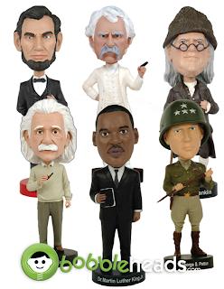 Historical Bobbleheads Political Bobbleheads Einstein Bobblehead