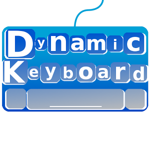 Dynamic Keyboard! A keyboard that changes as you type!