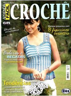 Revista Croche Colecao Extra Ano 2 №6