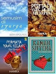 Buku Karangan Hamka (RM25)
