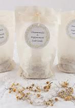 Chamomile Salt Soak