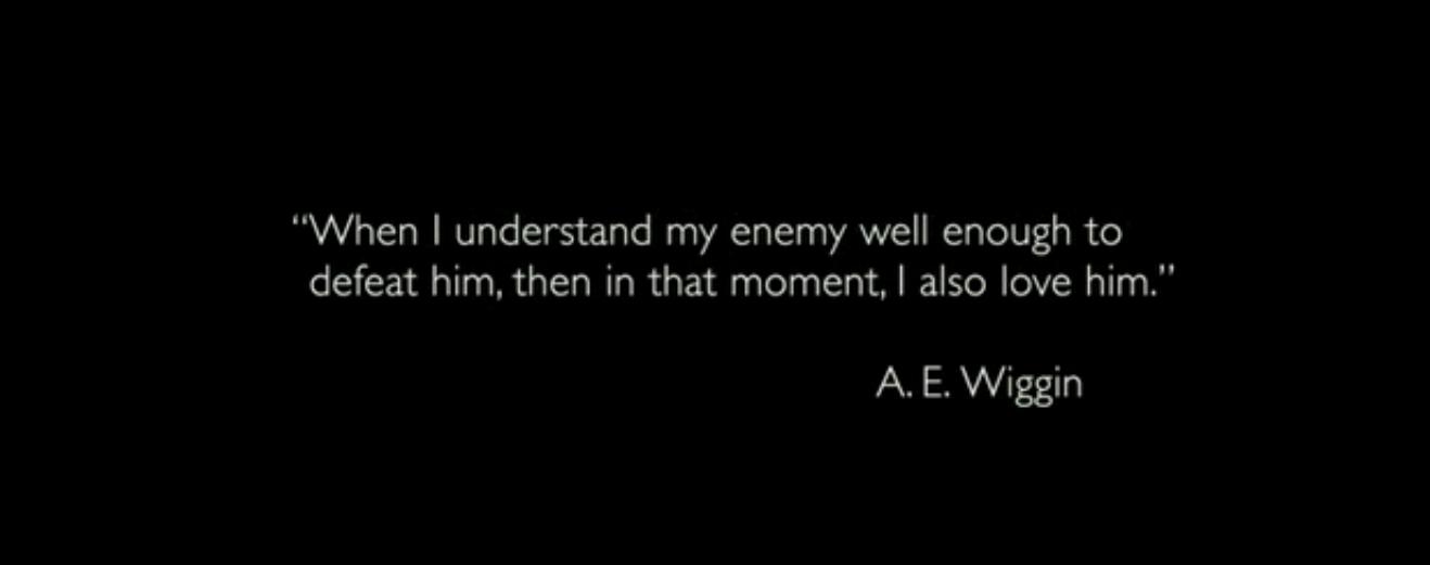 цитата из фильма игра Эндера на английском