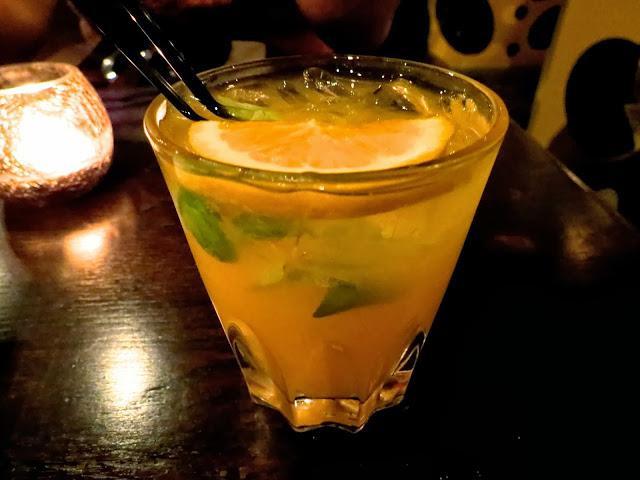 Rasoi Montreal - Cocktails - La Belle Femme