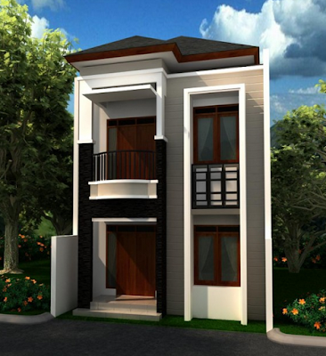 Gambar2 Rumah Minimalis 2 Lantai