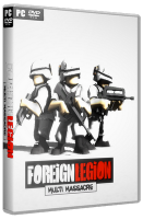 Foreign Legion: Multi Massacre ~ Size 107MB