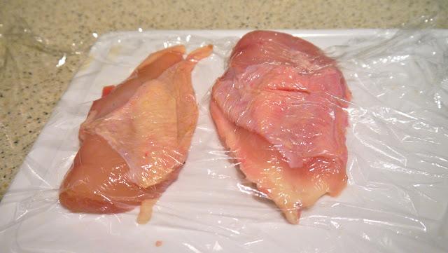 oven baked chicken split breasts