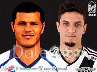 Oriente Petrolero - Hugo Fernando Souza - Leonardo Fabricio Soares - DaleOoo.com sitio del Club Oriente Petrolero