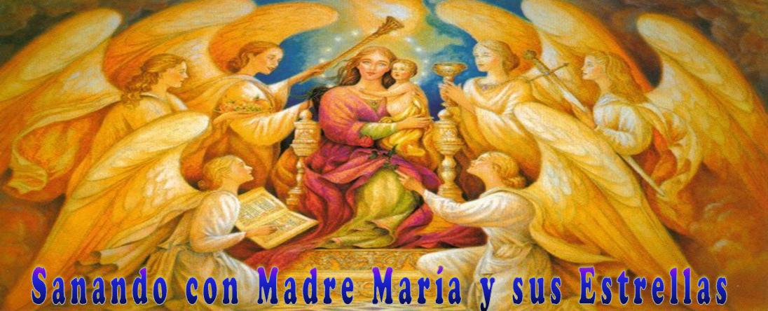 Sanando con Madre María y las Estrellas
