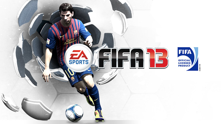 Fifa 13 EA Sports PC Game Latest Part Download Free Full Version With Cheats