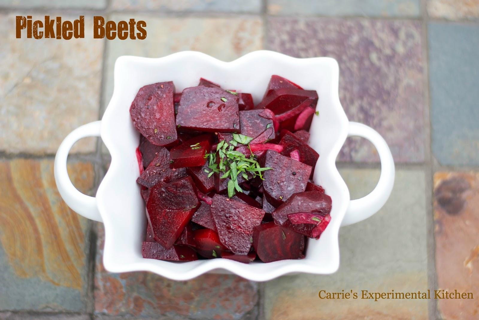 Pickled Beets Recipe — Dishmaps