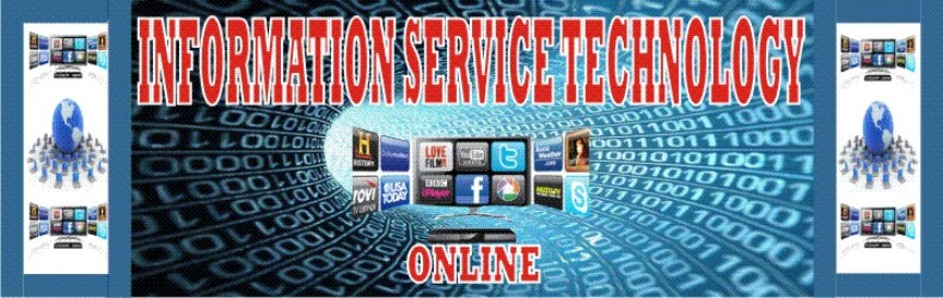 INFORMATION SERVICE TECHNOLOGY ONLINE
