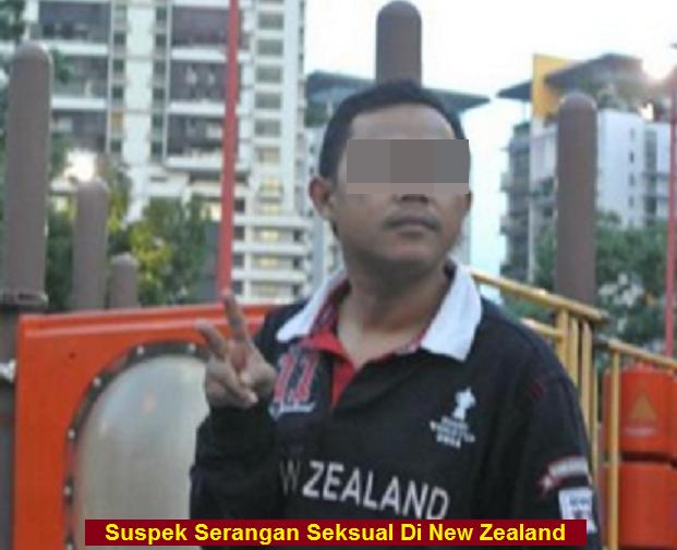 Wajah Diplomat Malaysia Kes Cabul Di New Zealand