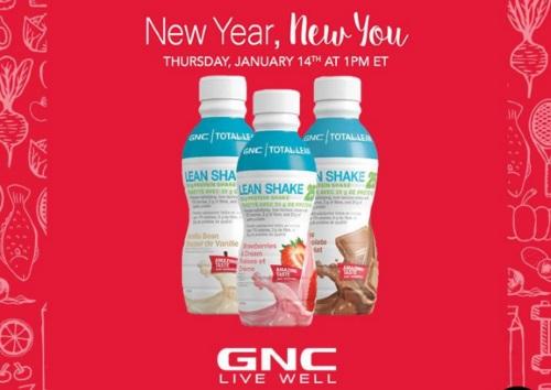 GNC Free Total Lean Shake 25