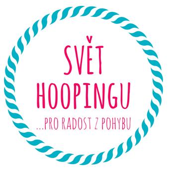 SVĚT HOOPINGU - Hooping pro začátečníky, cvičení s obručí, kurzy, hula hoop, obruče, kroužení
