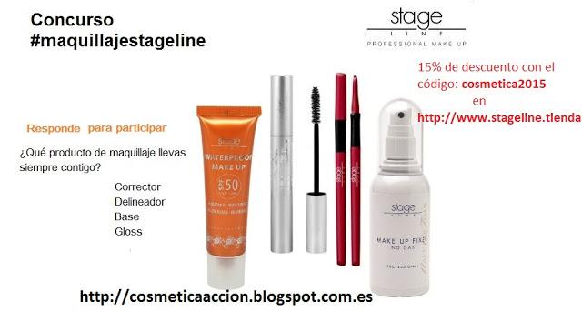 Concurso #maquillajestageline