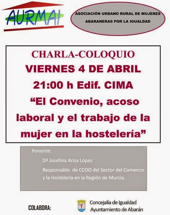 CHARLA-COLOQUIO