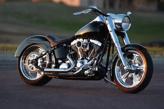 Harley-Davidson Motorcycles Fat Boy
