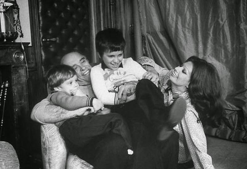 Софи Лорен. Фото
