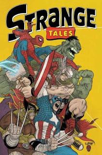 Strange Tales II #1 - Comic of the Day