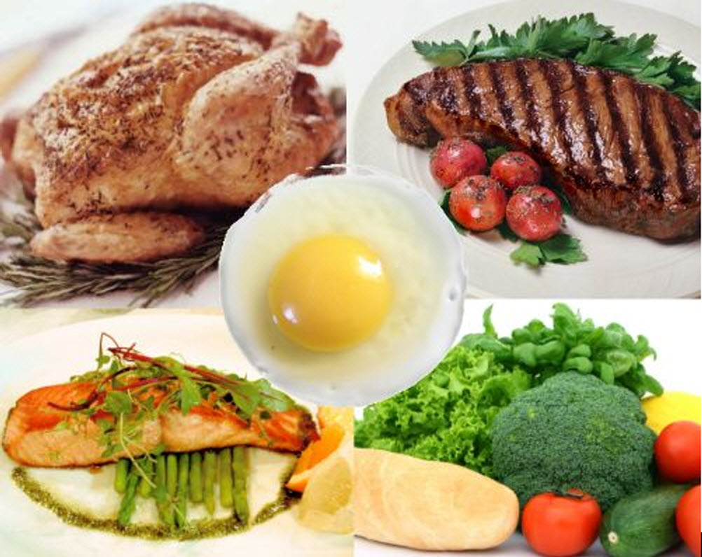 Losing Pounds with the High Protein Diet