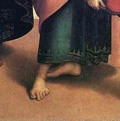 foto: Los desposorios de la Virgen, Rafael Sanzio