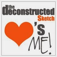 Top 3 at The Deconstructed Sketch!